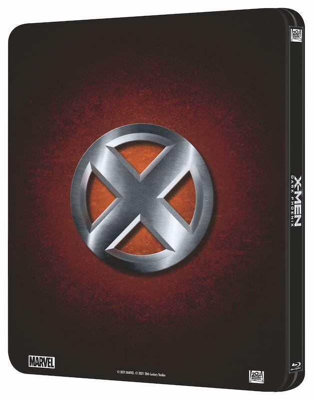 X-Men: Dark Phoenix - Steelbook Lenticular