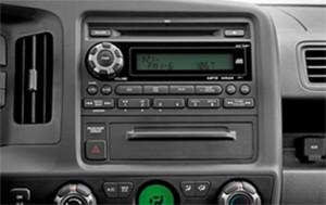 2007 Honda Ridgeline Audio Radio Wiring Diagram Schematic