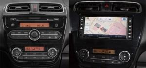 2014 Mitsubishi Mirage Radio Audio Wiring Diagram