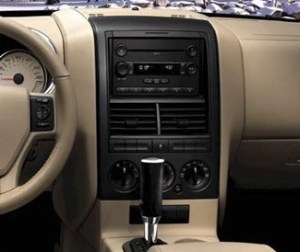 2008 Ford Explorer Headunit Audio Radio Wiring Install