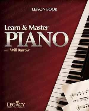 Download Will Barrow - Learn & Master Piano : Lesson Book ...