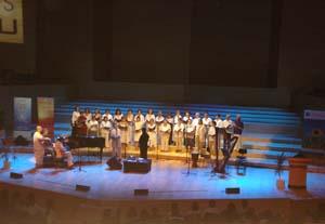 Concert per al Diàleg i la Pau