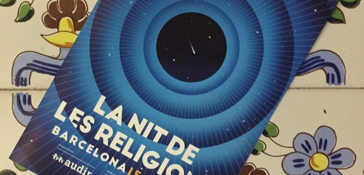 Programa de La Nit de les Religions 2018