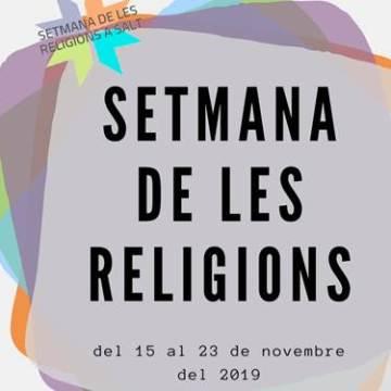 Divendres 15 de novembre – AUDIR participa a la presentació de la I Setmana de les Religions de Salt