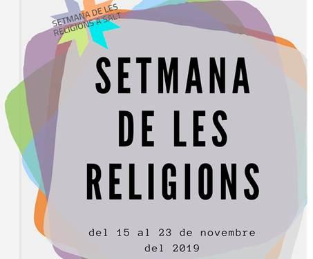 AUDIR participa a la presentació de la I Setmana de les Religions de Salt