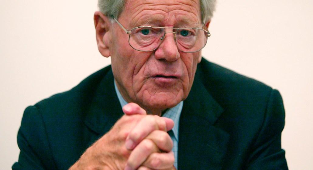 Hans Küng: 'El diàleg interreligiós és essencial per a una ètica humana comuna'