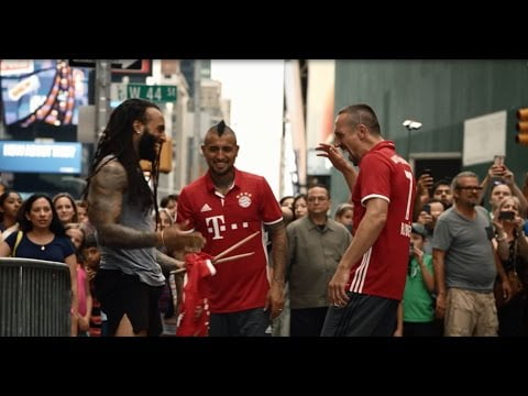 Audi & FC Bayern Munich - Picking Teams