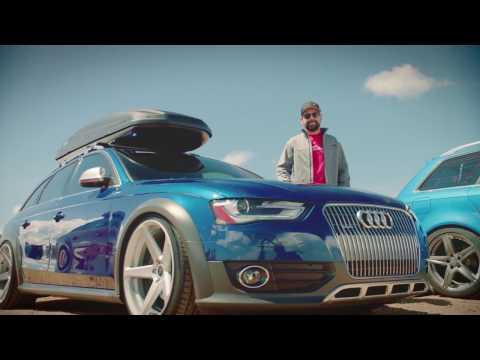 Audi Presents: Camp allroad - Sean