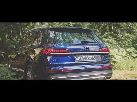 The new Audi Q7 - The most versatile and luxurious 7-seater SUV