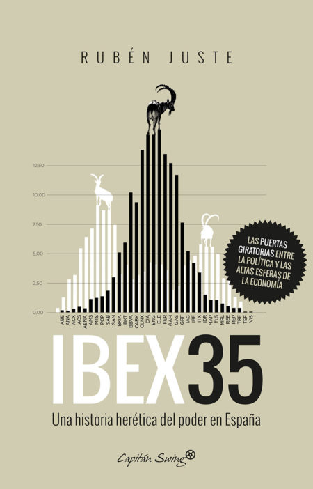 IBEX35. Una historia herética del poder en España