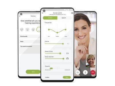 Le réglage à distance , les nouvelles solutions d'e-santé