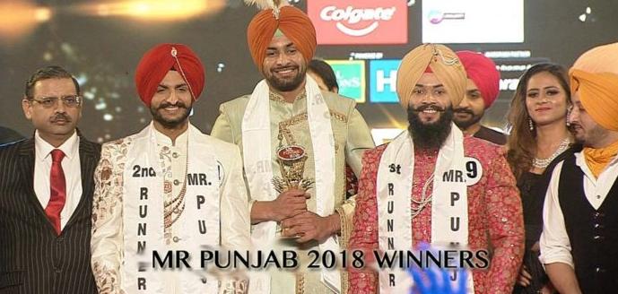 PTC Punjabi Mr. Punjab Winner List