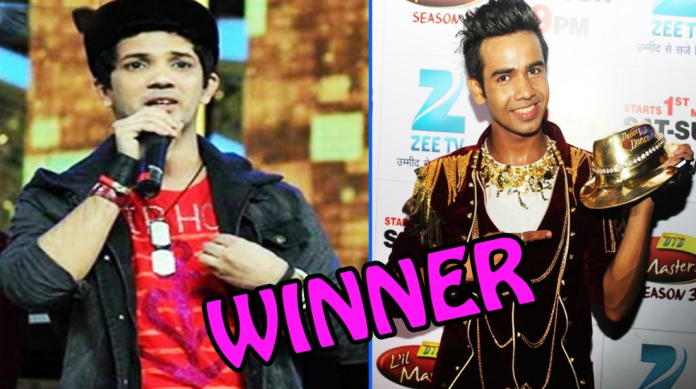 DID Season 4 2014 Winner Shyam Yadav
