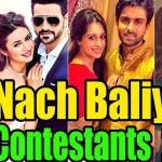 Nach Baliye Season 8 2017 Contestants