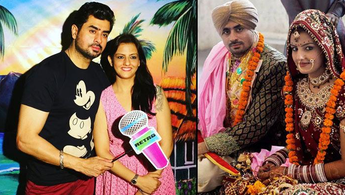 Pritam and Amanjot Singh - Nach Baliye Season 8 2017 Contestants