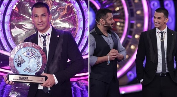 Prince Narula – Bigg Boss Season 9 Winner 2015-16