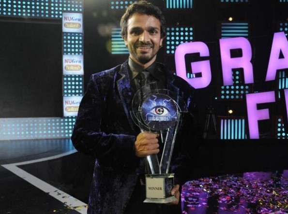 Vijay Raghavendra Bigg Boss Kannada Season 1 Winner 2013