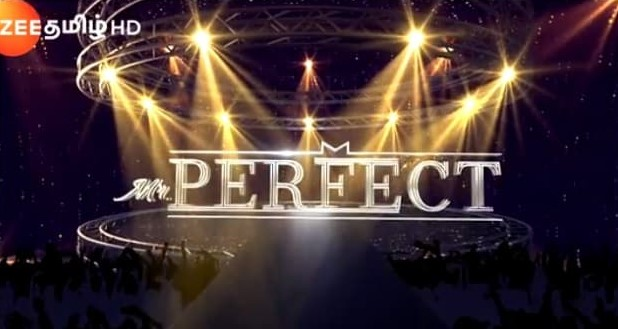 Zee Tamil Mr. Perfect Auditions