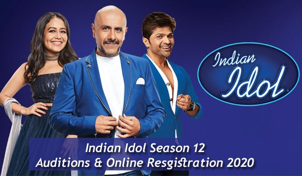 Indian Idol 2020 Season 12 Auditions