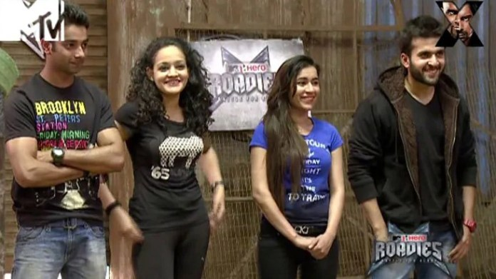 MTV Roadies Season X Winner (2013) Palak Johal