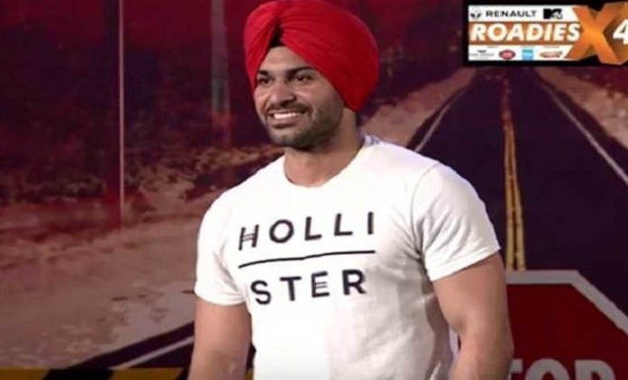 MTV Roadies Season X4 Winner (2016) Balraj Singh Khehra