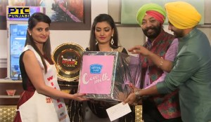 Punjab De Superchef Season 3 Winner (2018) - Alka Kandhari