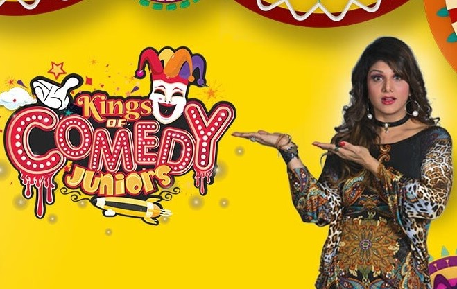 Kings Of Comedy Juniors Winners & Runner-Ups