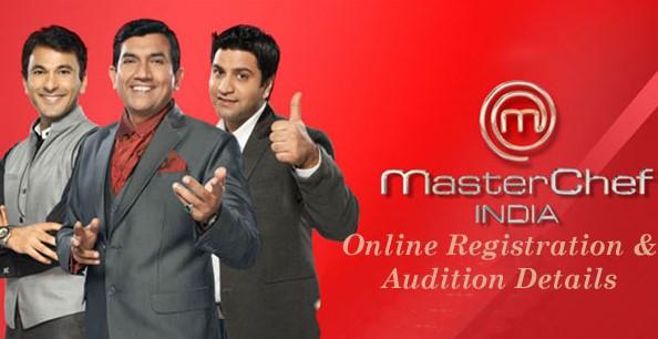 Masterchef India Season 7 Auditions & Registration