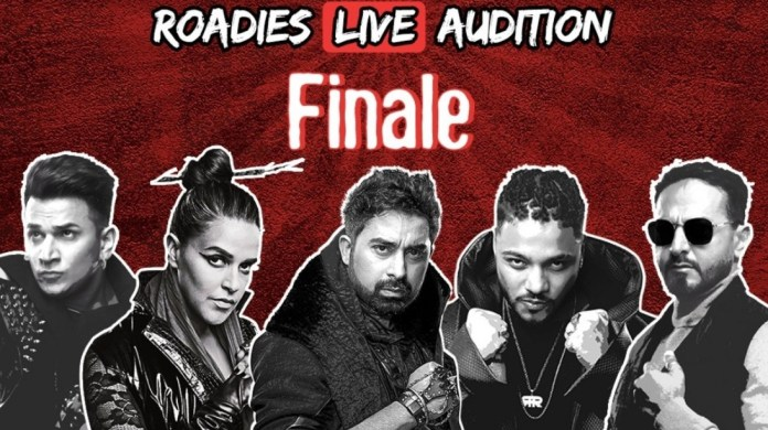 Last Date Of Roadies Revolution Finale Live Audition