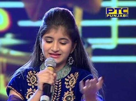 Loveleen Kaur Voice of Punjab Chhota Champ Season 1 winner