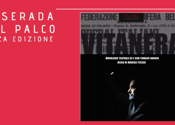 """""""VITANERA"""" di e con Tomaso Nardin"""