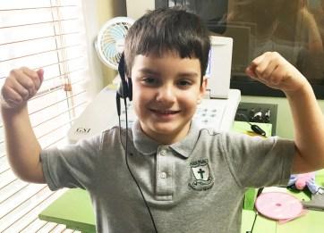 Cooper strong listening skills