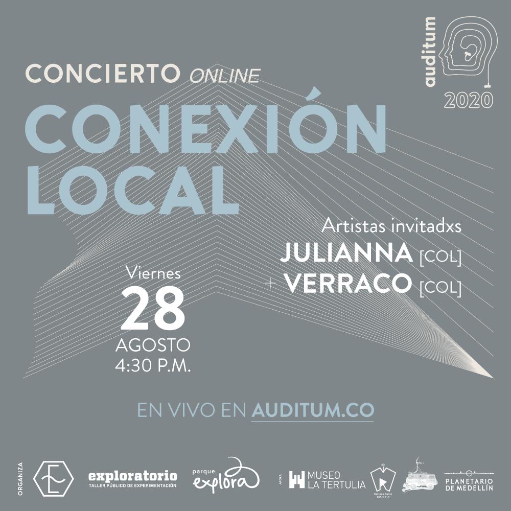 2. Conexión local