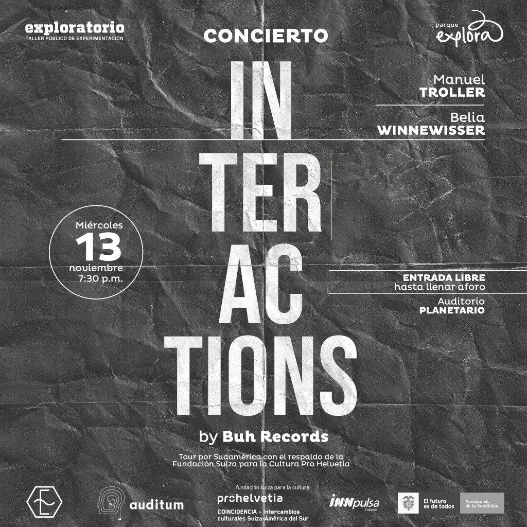 Concierto Interactions (2019)