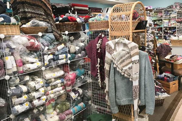 Designing Woman yarn