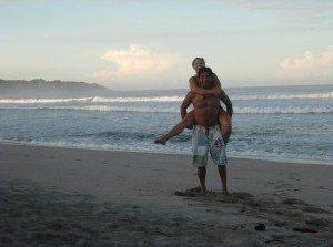Playa Guiones at 6am!