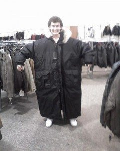 Don't wear this to bootcamp