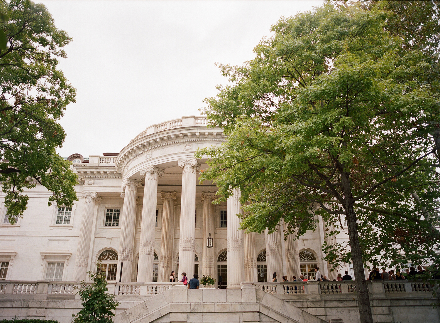 DAR Constitution Hall Wedding On Film I Washington DC