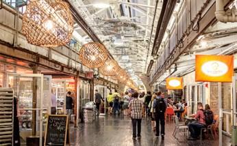 Chelsea Market - c/o NYCGO