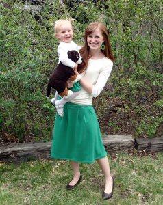 Matching skirts