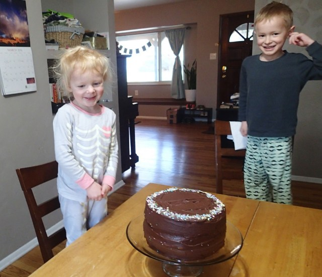 Morning Cake