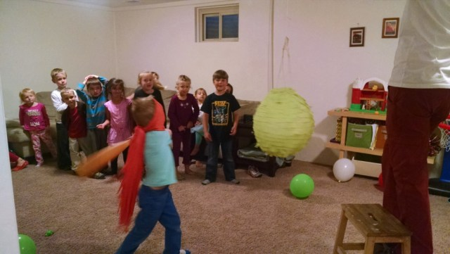 Mike Wazoski piñata