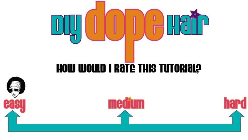 DIY Dope Hair Ratings - Easy - AudreyCan