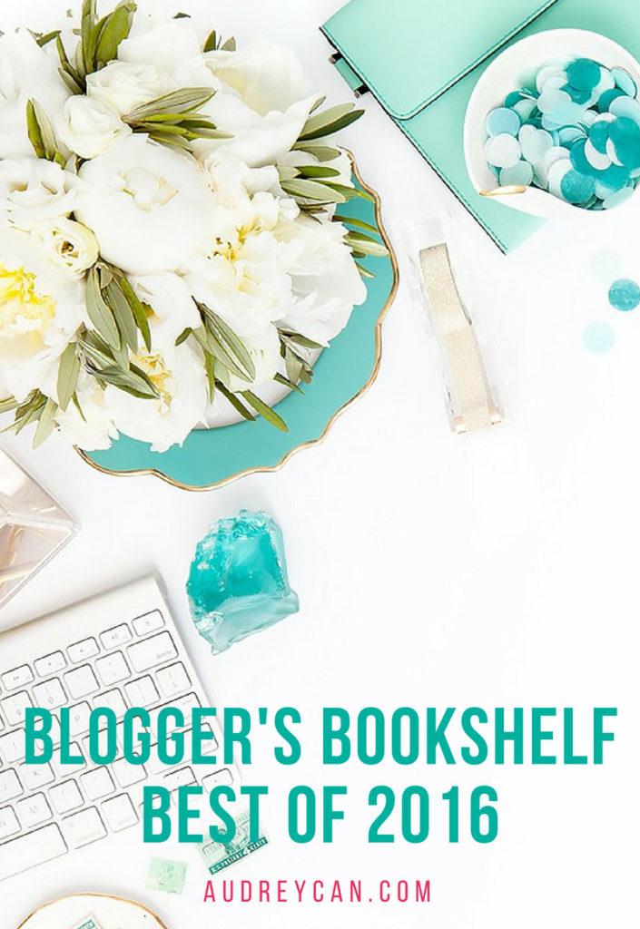 Blogger's Bookshelf: Best of 2016