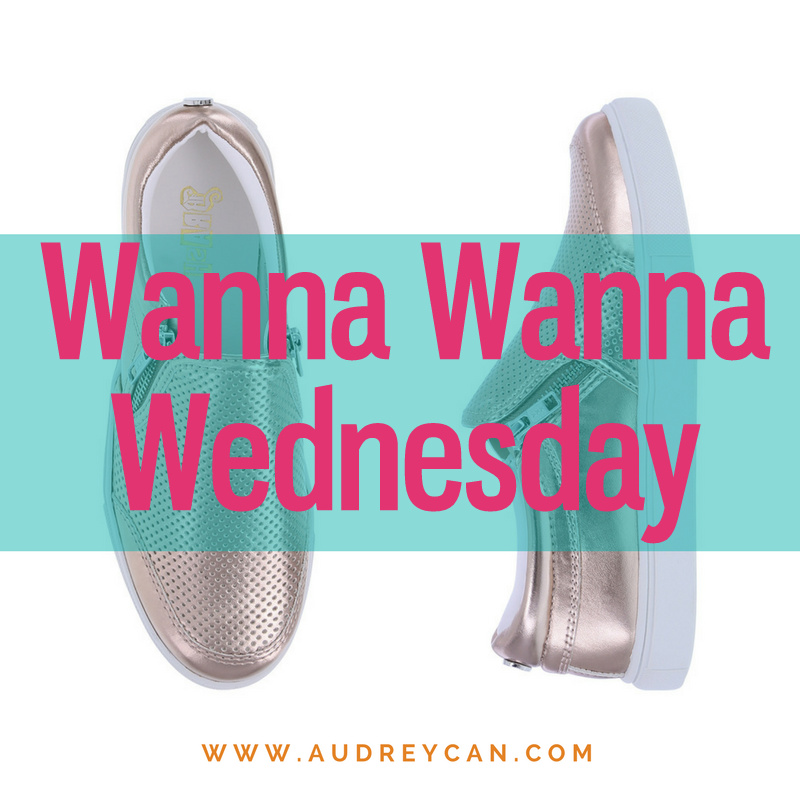 Wanna Wanna Wednesday: Brash Ariel Double-Zip Slip-On from Payless
