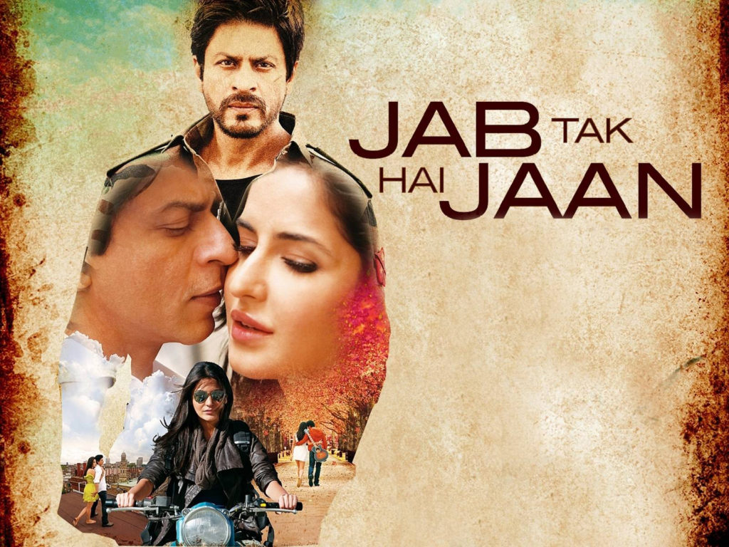 "Black Girl Digs Bollywood (BGDB): ""Jiya Re"" from ""Jab Tak Hai Jaan"" (2012)"