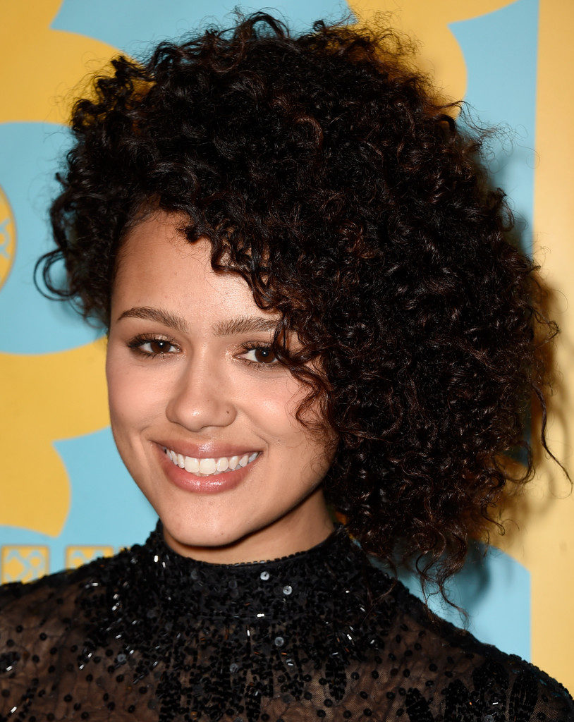 Hair Crush: Nathalie Emmanuel