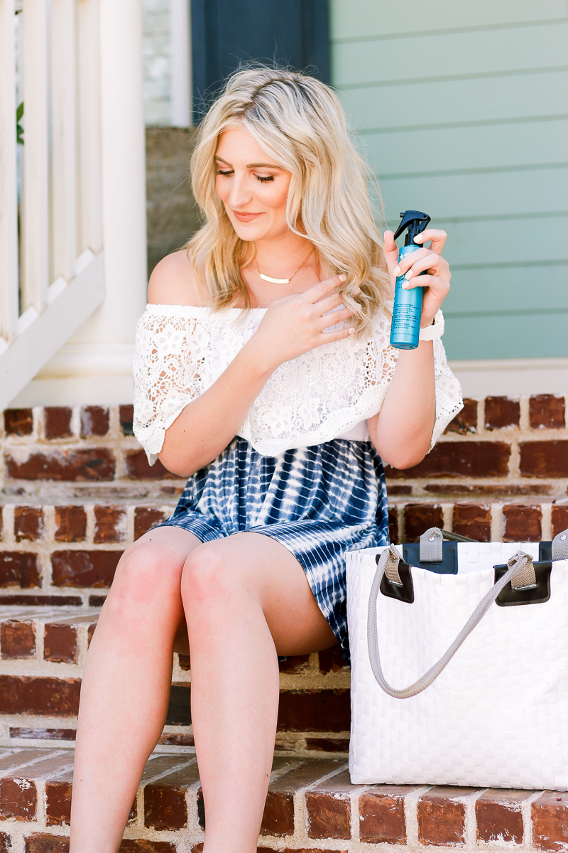 Hot Weather Beauty Hacks For Summer | Audrey Madison Stowe lifestyle and fashion blogger based in Texas
