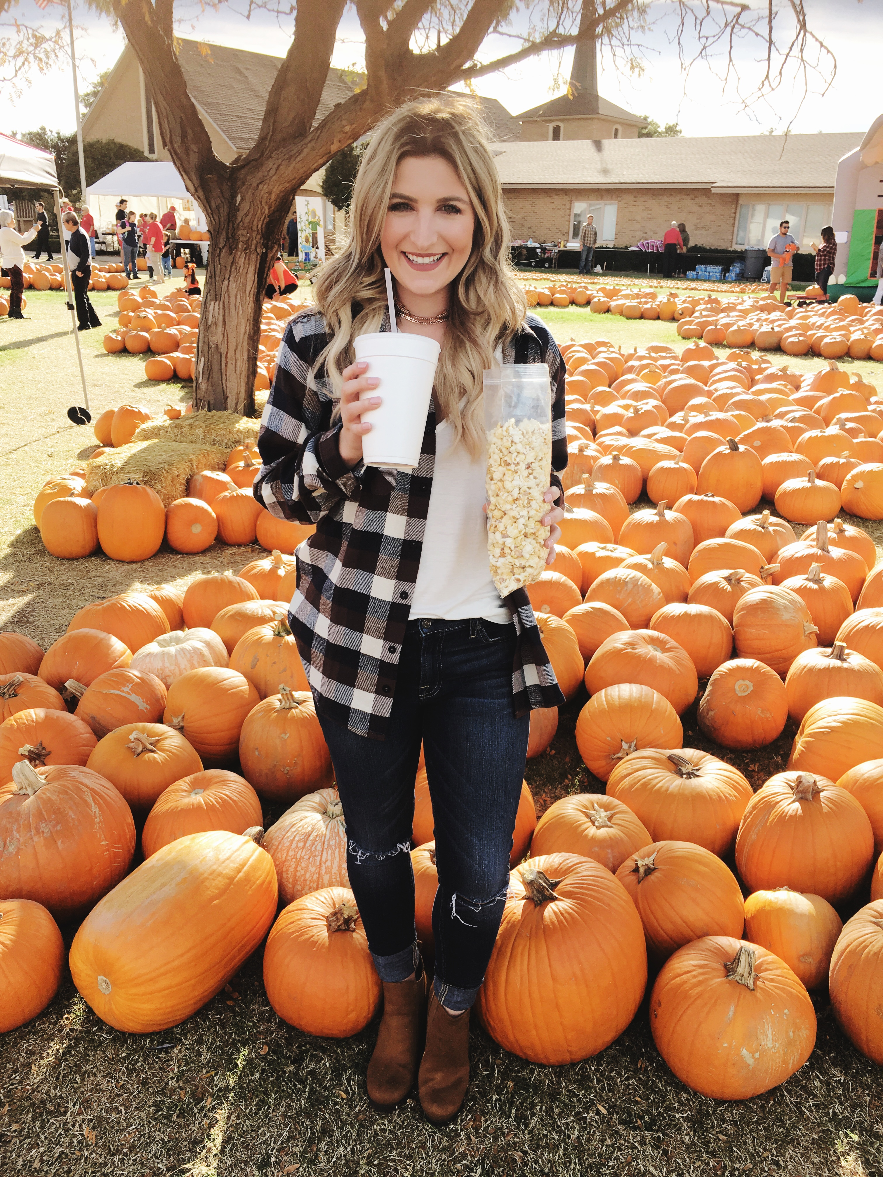 Instagram Roundup   Lubbock Pumpkin Patch   Audrey Madison Stowe a fashion and lifestyle blogger based in Texas