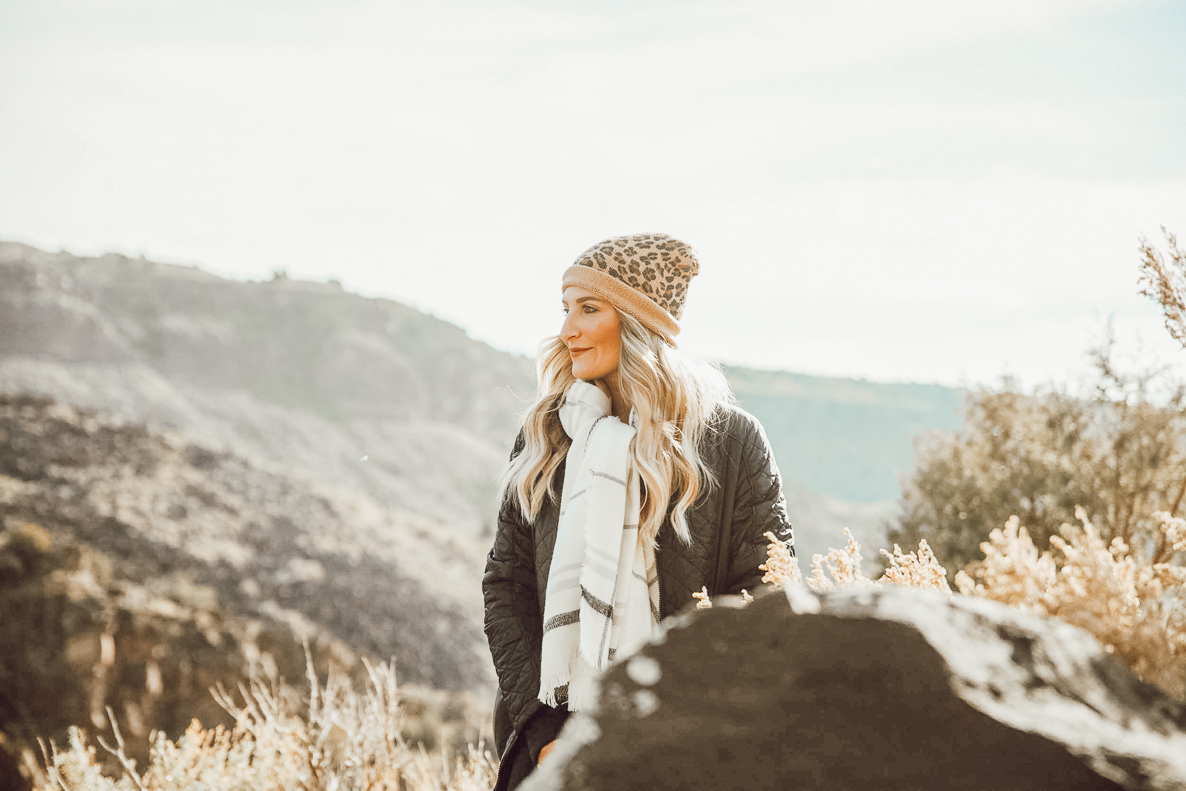 Taos Travel Diary | Hiking the Gorge | Taos New Mexico | Audrey Madison Stowe a fashion and lifestyle blogger